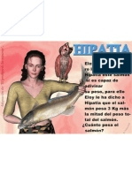 Hipatia y el salmón