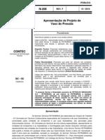 N-0266 - Apresentação de Projeto de Vaso de Pressão