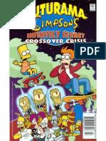 Futurama Simpsons Infinitely Secret Crossover Crisis (Parte 2)