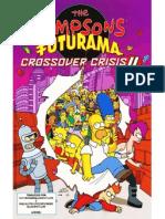 Futurama Simpsons Infinitely Secret Crossover Crisis II (Parte 1)