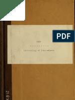 Epidemiology - Tuberculose - Koch