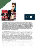 Magazine Analysis - FC - Muse