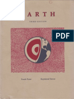 Press and Siever - Earth -  Cover and Contents Pages