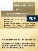 Sala Directores Agosto