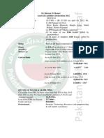 Shireen Mazari - PTI Leadership - Financial Asset Declaration