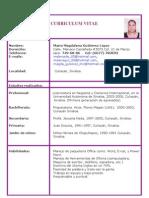 Curriculum Magdalena[2]
