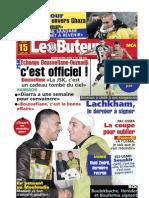 LE BUTEUR PDF du 15/01/2009