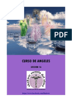 Curso de Angeles lección 16