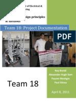ECSE 211 - Autonomous Block Stacking Robot - Project Documentation