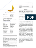 The Gold Standard Journal August 2012