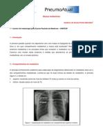 Rx tórax - Massas mediastinais