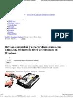Revisar y Reparar Discos Duros Con CHKDSK Usando La Linea de Comandos__tmp5038d925