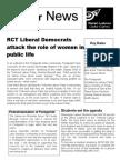 Treforest Labour News (Freshers' Week 2005)
