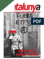 Revista Catalunya nº 88 - Juliol-Agost 2007  CGT