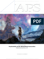 MAPS Bulletin- Vol.xxi. Nr. 1 -Psychedelics & the MindBody Connection