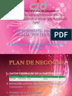 Plan de Negocio Ruth