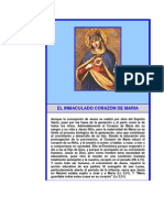 El Inmaculado Corazon de Maria