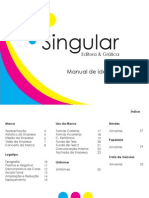 Manual de Identidade Visual Singular
