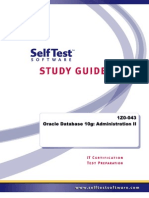 selftest 1Z0-043_StudyGuide