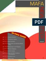 August 2012 MAFA Newsletter