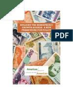 The Rockefeller COA Hemispheric Growth Agenda Jan 09