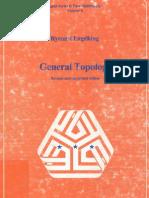 General Topology - Ryszard Engelking
