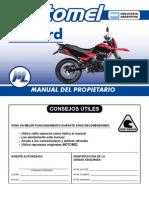 Motard - Manual Del Propietario