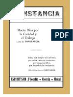 Revista Constancia Nº 3216