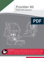 Frontier 85 (Instrucciones) BRITAX