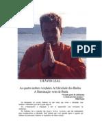 As Quatro Nobres Verdades - Budismo