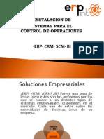 ERP,CRM,SCM