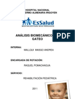 Monografia Del Analisis Biomecanico Del Gateo