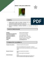 Modelo+Hoja+Vida+2012[1]+SENA (1) Marianaa