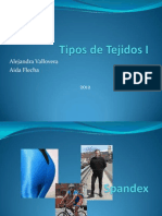 Caucho y Spandex
