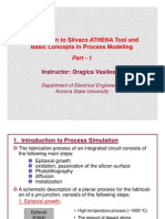 Silvaco ATHENA Description 1