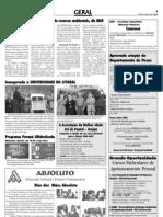 Jornal DoLitoral Paranaense - Edição 25 - pág. 03 - maio 2005