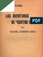 Cuatro Remos - Daniel Barros Grez