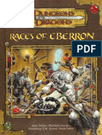 Races of Eberron by Azamor