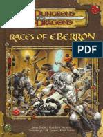 Races of Eberron by Azamor