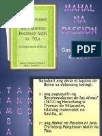 Mahal Na Passion (de Belen) Fil 14