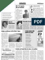 Jornal DoLitoral Paranaense - Edição 08 - pág. 04 - agosto 2004