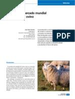 Análisis del mercado mundial de la carne ovina. Eurocarne Marzo 2010 (2)