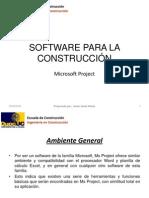 Software para la construcción