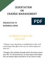 ob change