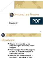 Problem Solving With Decision Structure