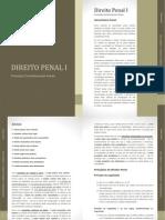 01 - Direito Penal I - Princípios Constitucionais