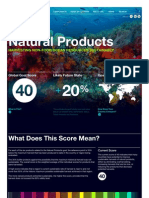 GoalsNatural Products