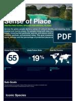 GoalsSense of Place