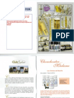 Catalogue Club Parfum