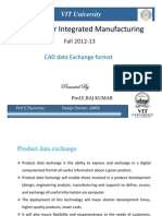 CAD Data Exchange Format